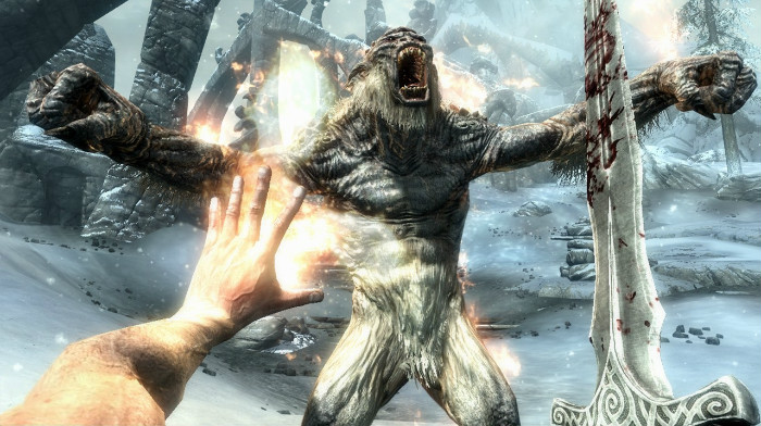 5 games that exceeded the hype - The Elder Scrolls V: Skyrim