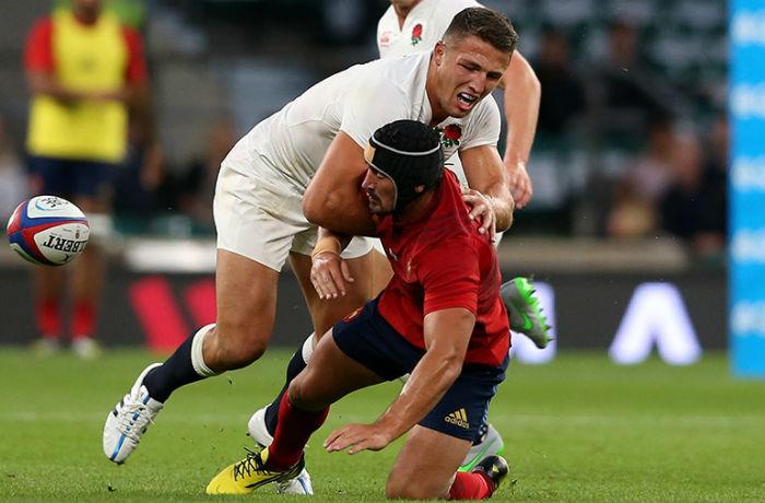 Burgess tackle