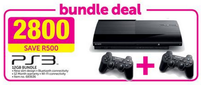 PS3 special from Game