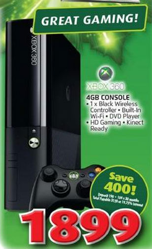 Xbox 360 special from House and Home
