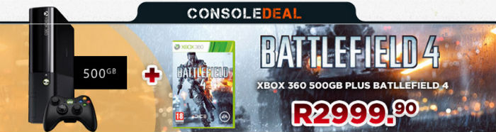 BT Games console deal