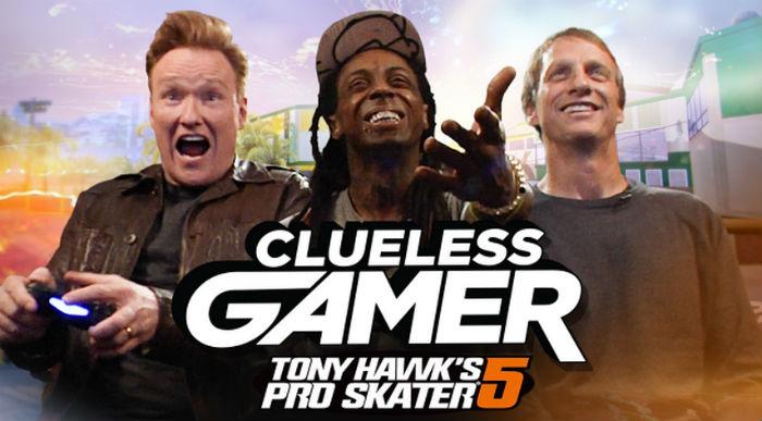 Clueless Gamer THPS5