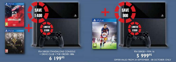 Console deals Musica