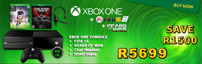 Game 4 U Xbox One deal