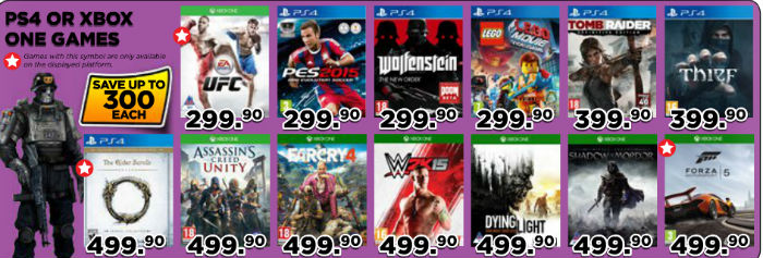 Game specials BT Games 3
