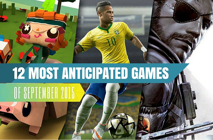 Games of September 2015