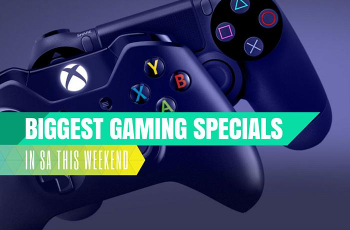 Gaming specials