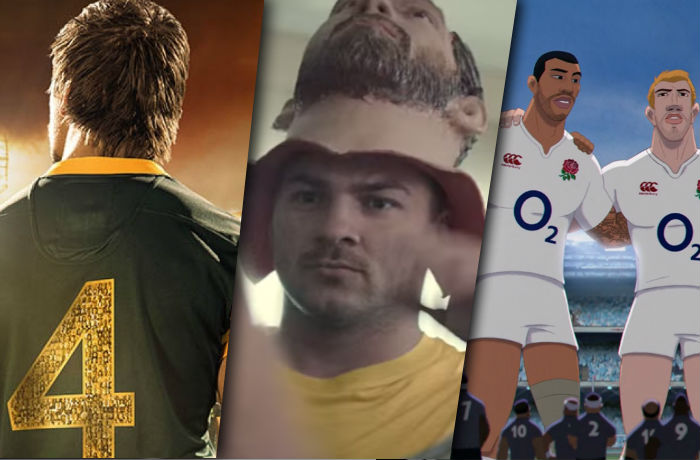 Rugby World Cup ads