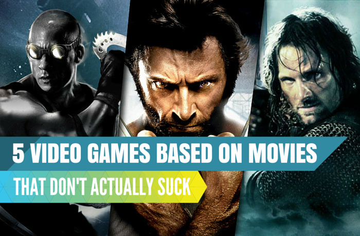 video games based on movies (2)