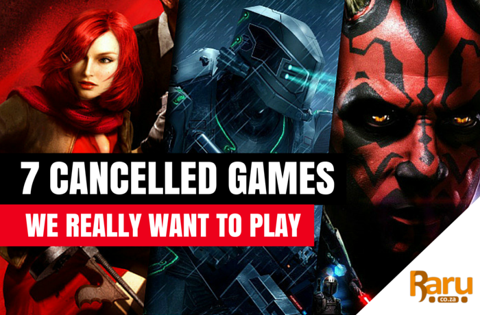 Cancelled games