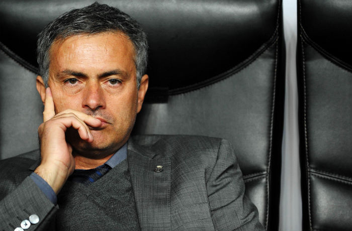 Jose mourinho header