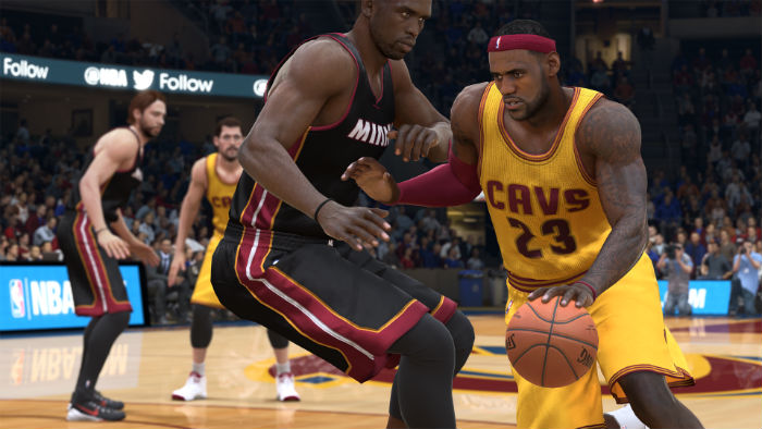 NBA 2K16 screenshot 44