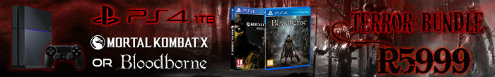 PS4 bundle Game 4 U