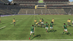 Rugby Challenge 3 screen