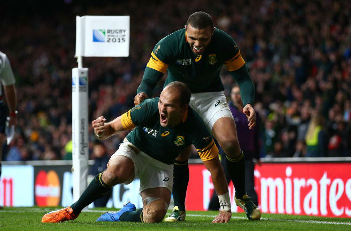 Springboks Rugby World cup