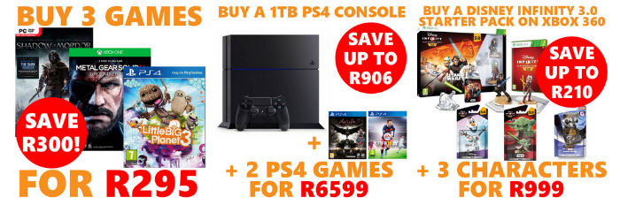 Raru specials for rAge 2015
