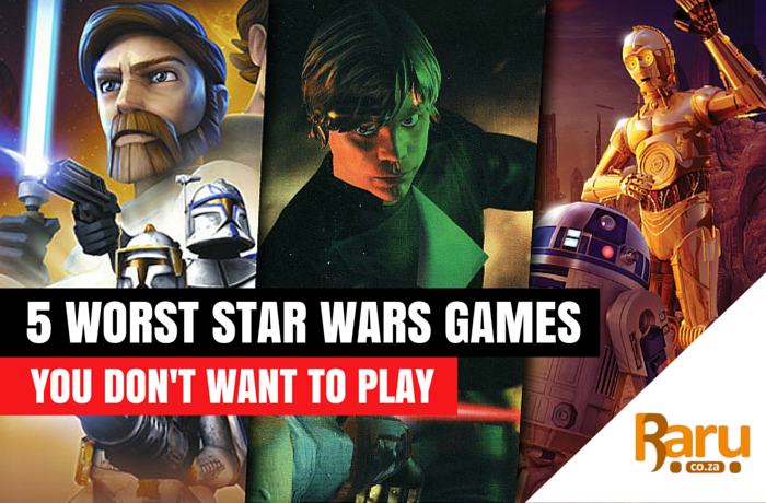5 worst star wars games