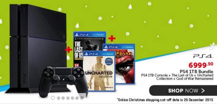 CNA PS4