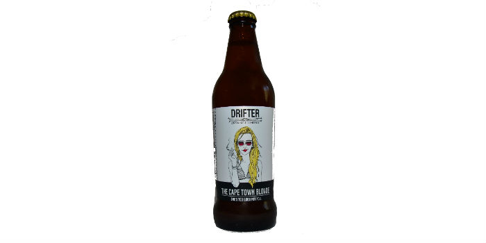 Cape Town Blonde Drifter