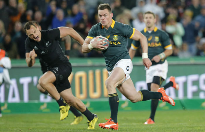 Jesse Kriel vs All Blacks
