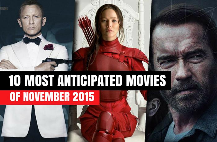 November movies 2015