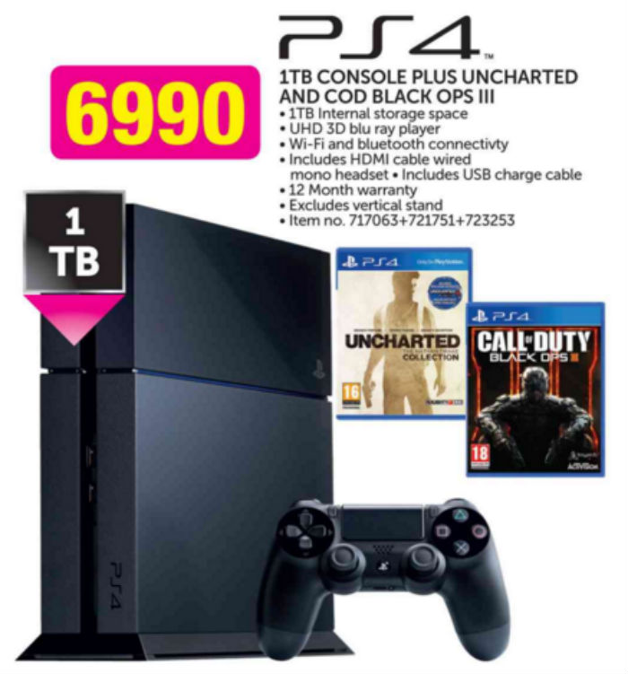 PS4 special from Game