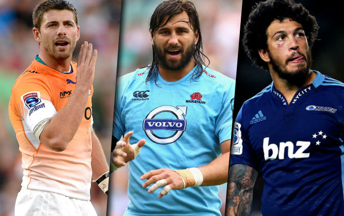 Super Rugby transfers