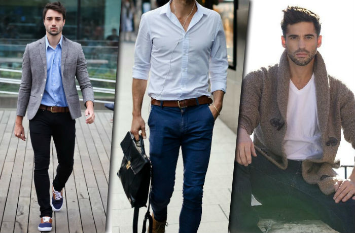 fashion style men