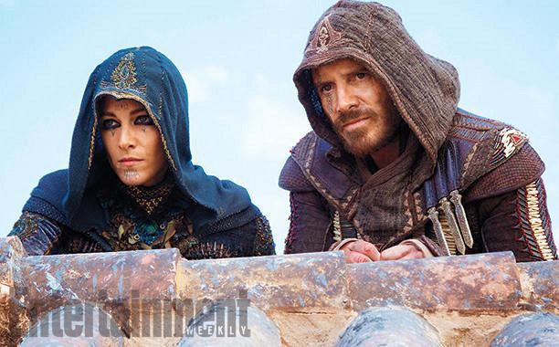 Assassins Creed Fassbender