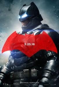 Batman vs Superman Batman poster
