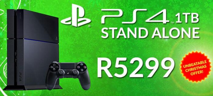 PS4 special Game 4 U xmas