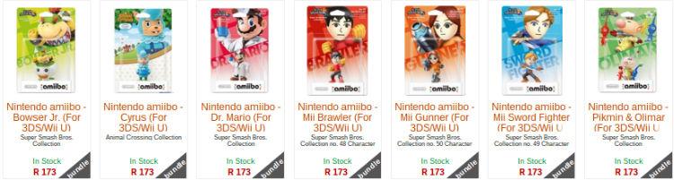 Amiibo Raru special