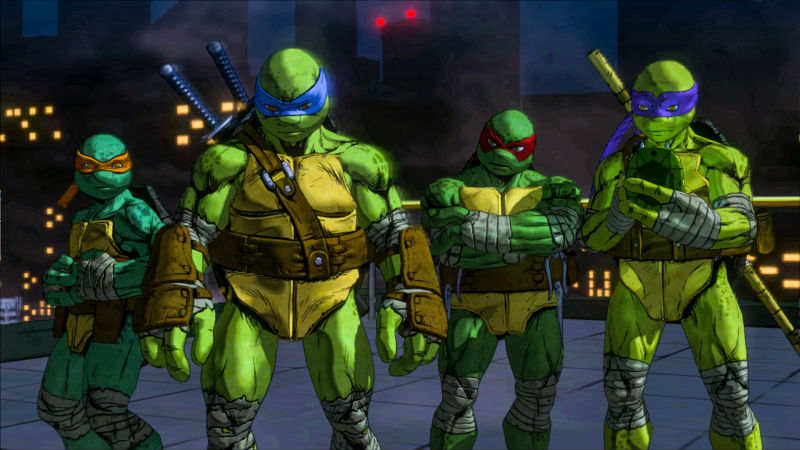 TMNT Mutant in Manhattan header