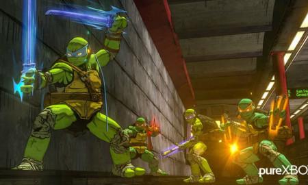 Teenage Mutant Ninja Turtles Mutant in Manhattan header