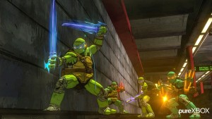 Teenage Mutant Ninja Turtles Mutant in Manhattan screenshot 2