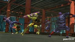 Teenage Mutant Ninja Turtles Mutant in Manhattan screenshot 3