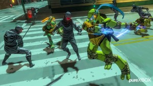 Teenage Mutant Ninja Turtles Mutant in Manhattan screenshot
