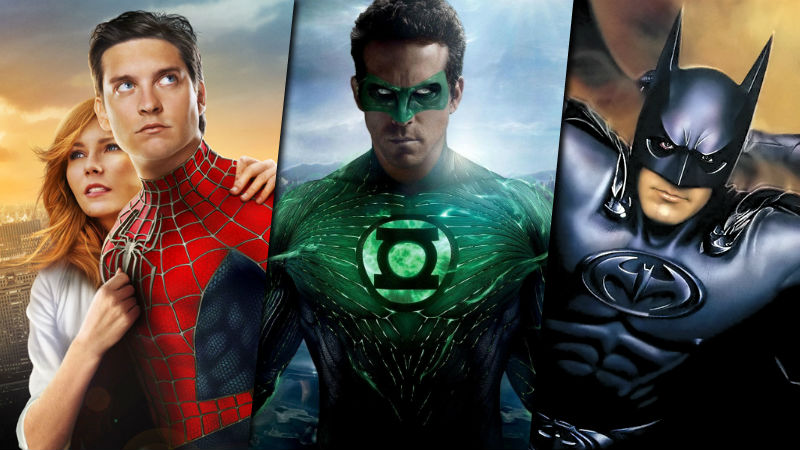 Worst superhero movies