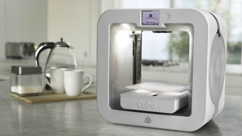 Cube 3D prnter