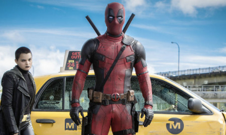 Deadpool movie header