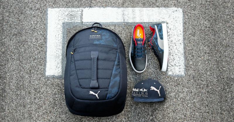 Puma Red Bull gear