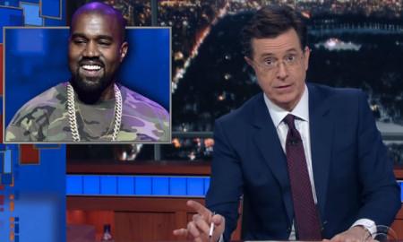 Stephen Colbert Kanye