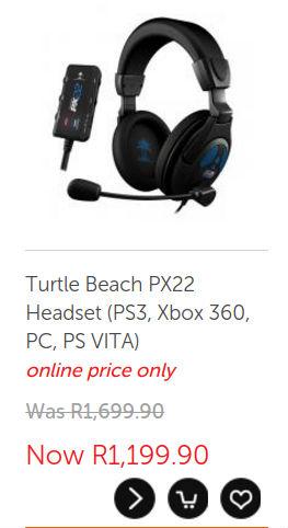 Turtle Beach CNA special