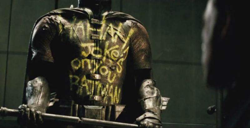 Batman v Superman Robin