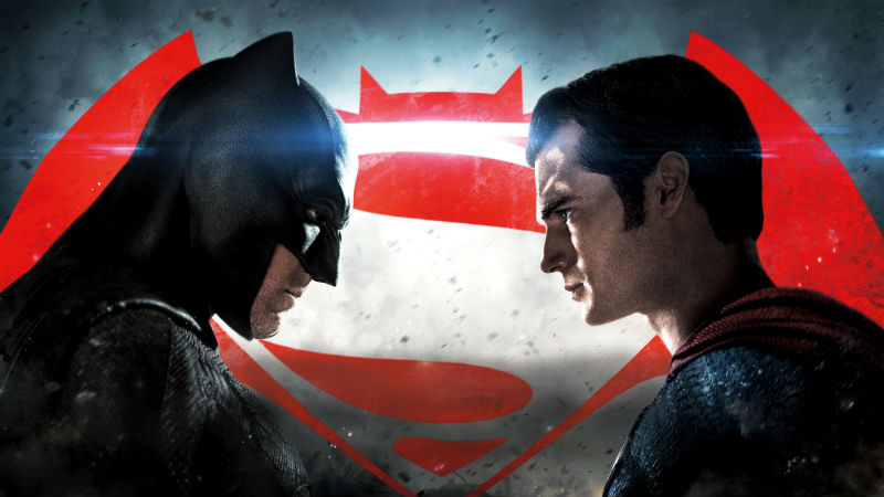 Batman v Superman movie