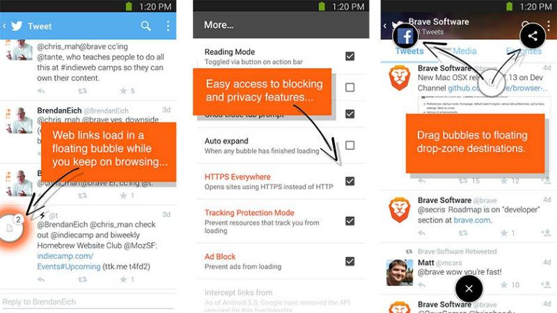 Brave-Browser-screenshot