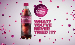 Cherry Coke header