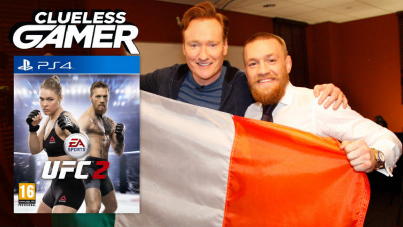Clueless Gamer UFC 2