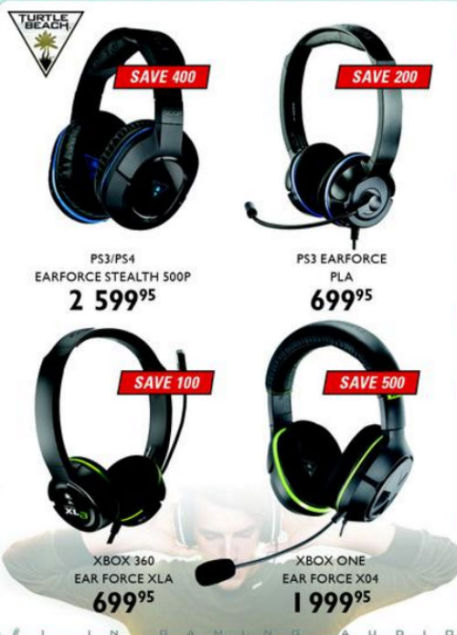 Headphone specials Musica