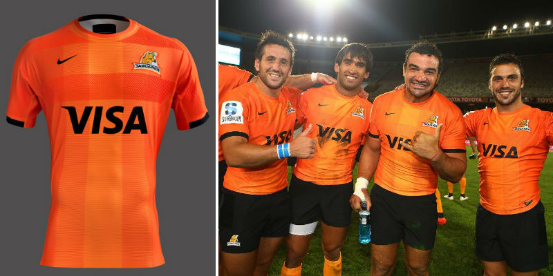 Jaguares jersey